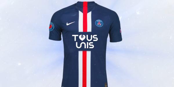 巴黎特别版球衣一天售空,所得善款将会捐赠给当地医疗机构