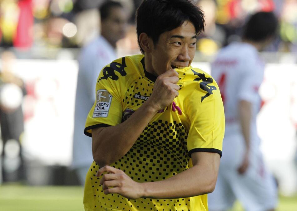 他曾是多特蒙德的绝对主力,被视为最有希望的日本球员