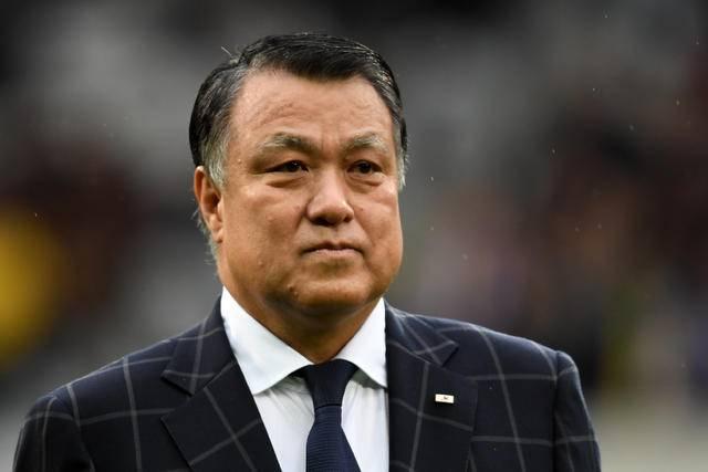 曾确诊新冠肺炎日本足协主席田岛幸三于今天痊愈出院