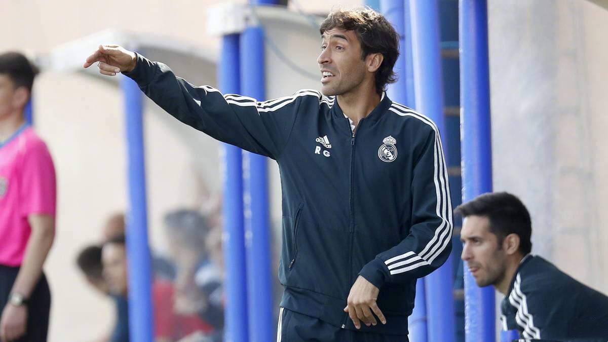 沙尔克04正在考虑聘请劳尔担任球队主教练