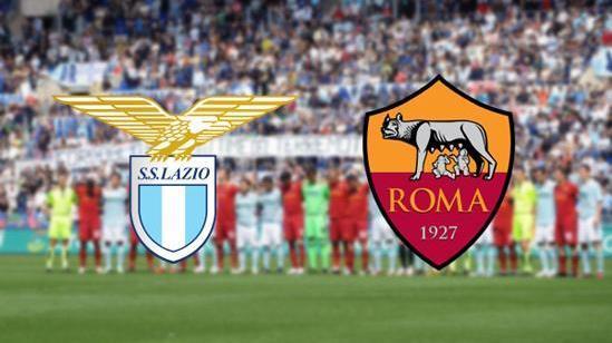 拉齐奥VS罗马:蓝鹰战红狼,罗马德比一触即发