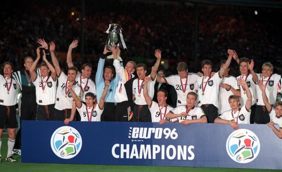 欧洲杯故事(二十八):金球制胜