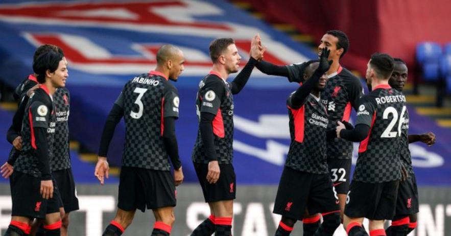 利物浦VS水晶宫:保卫安菲尔德,红军为欧冠资格而战