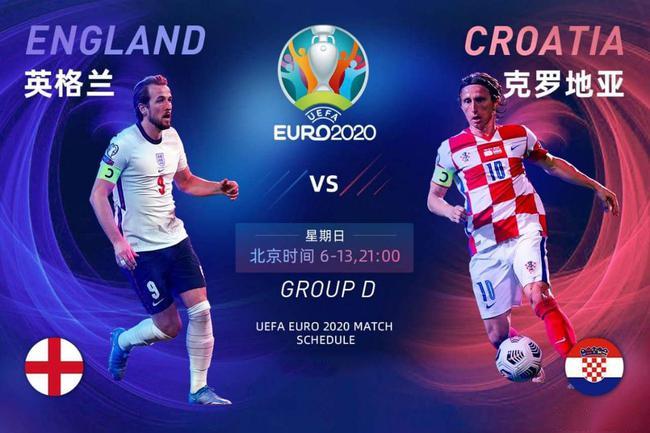 英格兰VS克罗地亚:两强再相遇,三狮军团欲复仇