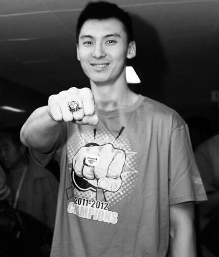 一路走好!前北京男篮球员吉喆因病逝世